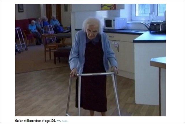 109歳の超高齢お婆ちゃんが明かした長寿の秘訣に全世界戦慄! 「結婚は絶対NG」「○○に触れるな」=スコットランドの画像3