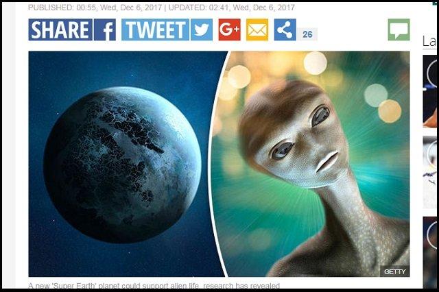 【速報】ありえないほどの「スーパー地球/K2-18b」が111光年先で発見される! エイリアン存在の可能性大!の画像2