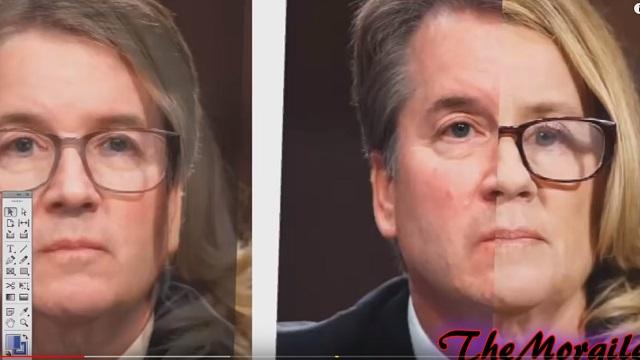 集団レイプ疑惑の米最高裁判事と、告発者の女性は「同一人物」だった! 画像検証で顔面が完全一致、自作自演で決定か!?の画像2