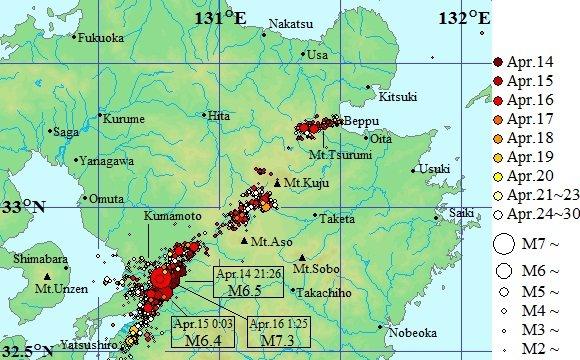 【熊本地震から1年】今年12月に「西日本大震災」が迫っている!? 科学者や予言者たちの7つの警告が完全一致!の画像1