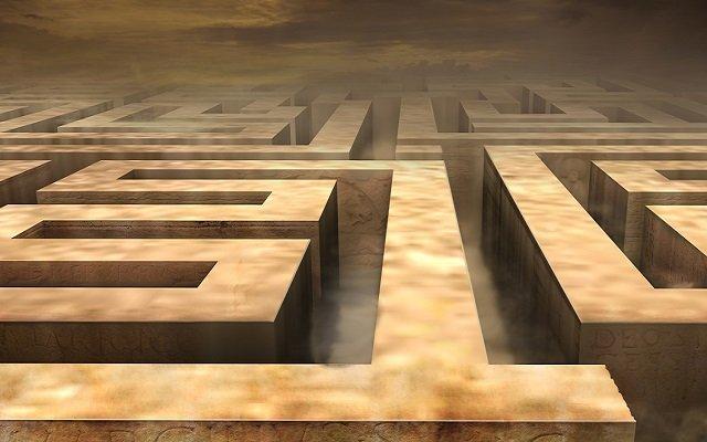 古代エジプトの超巨大地下迷宮(ラビリンス)発見か!?  ヘロドトスも証言「部屋数3000、ピラミッドより大規模」→エジプト政府が全力で隠蔽中の画像1