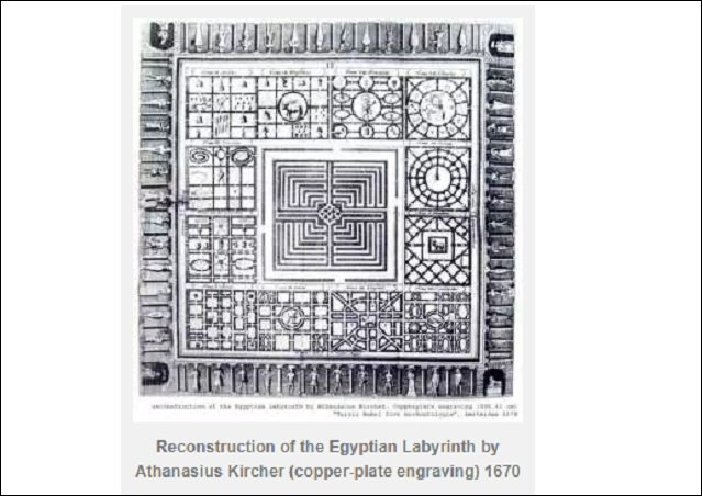 【衝撃】古代エジプトの超巨大地下迷宮(ラビリンス)発見か!?  ヘロドトスも証言「部屋数3000、ピラミッドより大規模」→エジプト政府が全力で隠蔽中の画像3