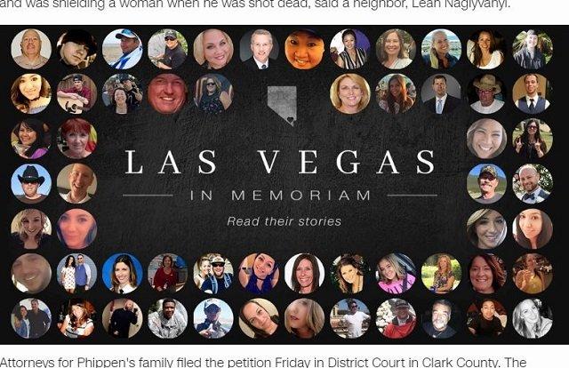 【ラスベガス銃乱射事件】証拠動画で深まる「複数犯説」!  異なる方向から2つの銃撃音、2キロ以上離れたホテルから銃撃光もの画像2