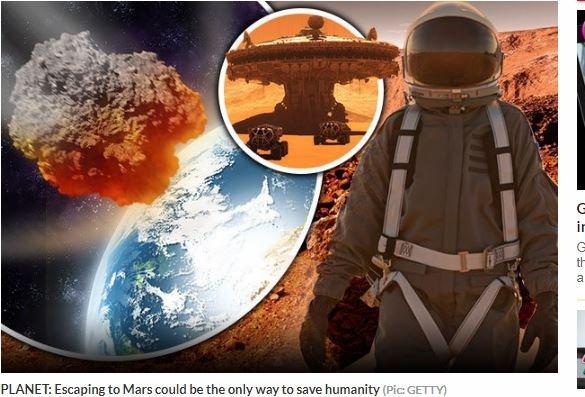 火星に移住した人類はエイリアンそっくりの容姿になることが判明!「不自然に巨大化した頭と目に…」宇宙飛行士が警告!の画像1