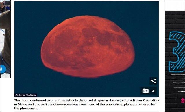 米国で不気味な「長方形の月」が激写される! 科学者解説も、宇宙人の仕業を疑う声続出!の画像2