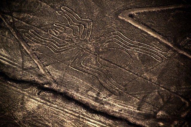 【衝撃】NASAが火星で「クリセ・エイリアンの顔」を激写! 100%宇宙人の姿…ナスカの地上絵とも関連か!の画像1