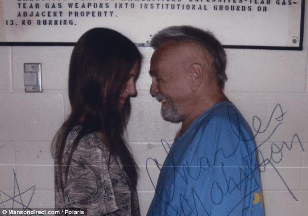最悪の連続殺人鬼チャールズ・マンソン! 53歳年下美女との獄中婚約、意外な真相!の画像1