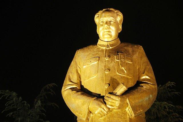 今はなき「毛沢東生誕祭」の貴重写真を公開! 1000万発の大花火大会…中国人の毛沢東崇拝っぷりがヤバイ!の画像1