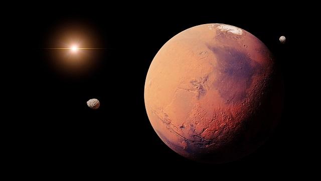 月と火星の地表に数字「58」が刻まれていた、グーグルアースで発覚! 編集部も座標確認、専門家「宇宙人の伝言」の画像1