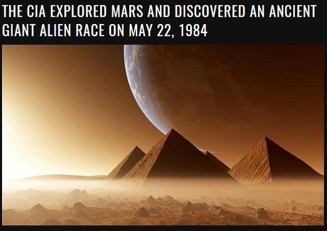 過去CIAは火星調査を行い、巨人とコンタクトしていた! 「スターゲイト・プロジェクト」の新事実が機密資料で判明!の画像1