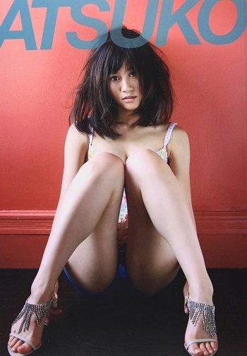 「謎レベルのブス」だったはずの前田敦子の肉体が激変中! 関係者が暴露「もう尻丸出しも怖くない」、一体何があった!?の画像1