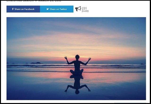 瞑想で「脈を消失」「超人的記憶力を取得」した人も…! 瞑想で起こる7つの効能と最終到達点がヤバイ!の画像1