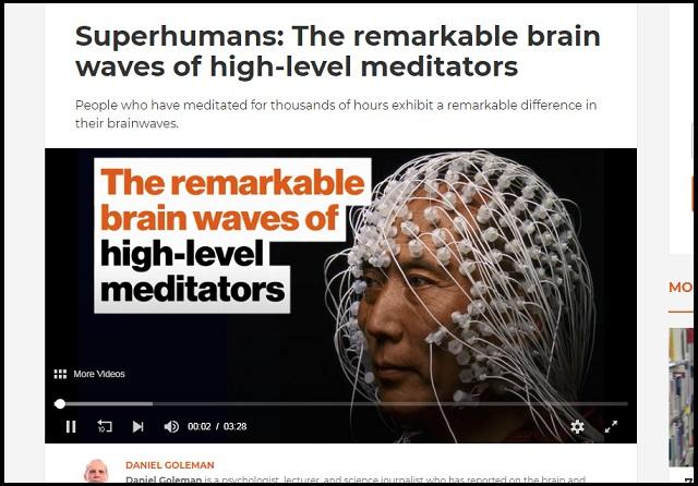 チベット仏教僧の脳波がヤバすぎることがデータで判明! 常人の800倍強烈な●●に学者困惑「科学では説明がつかない」の画像2