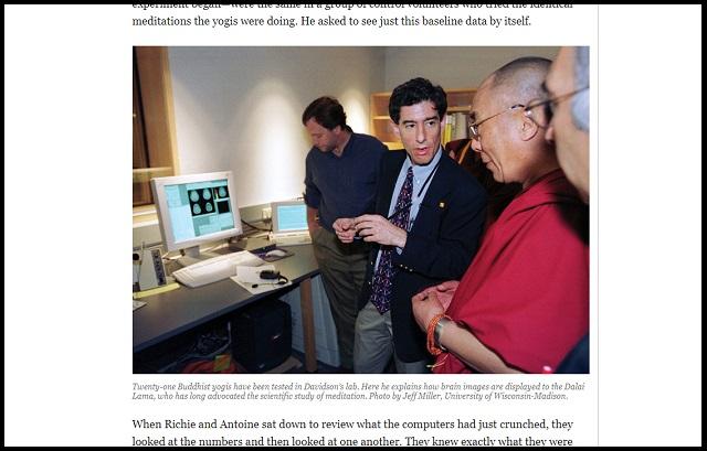 チベット仏教僧の脳波がヤバすぎることがデータで判明! 常人の800倍強烈な●●に学者困惑「科学では説明がつかない」の画像4