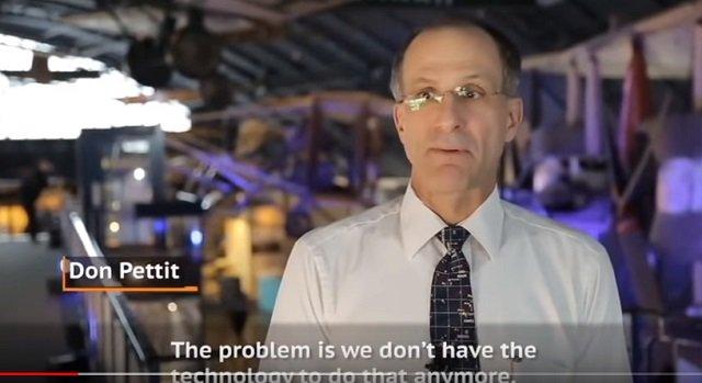 【衝撃】現役NASA宇宙飛行士「月に行く技術はない、もはや不可能」と爆弾証言! 有人月面探査の真実とは?の画像2