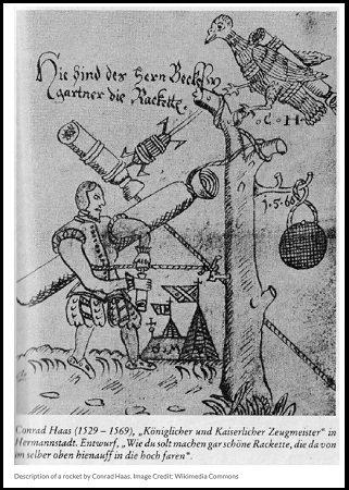 【北朝鮮ミサイル】ICBMの原型は500年前に開発されていた! 謎の「シビウ文書」と開発者からの衝撃メッセージとは?=ルーマニアの画像3