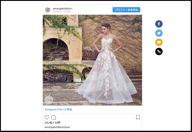 乳首スケ、ほぼ全裸「裸のウェディングドレス」ブーム到来! 悶絶レベルにエロい「ヌード花嫁」結婚式!の画像1