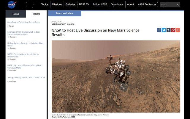 金曜早朝にNASAが超重大・緊急会見!! 火星の生命をついに発見か、キュリオシティ掘削探査で地中から宇宙人!?の画像2