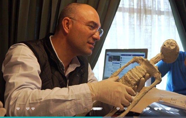 ナスカで発掘された「3本指の宇宙人ミイラ」が人類よりも爬虫類に近いことが濃厚! 古代人と共生していたレプティリアンの可能性 の画像3