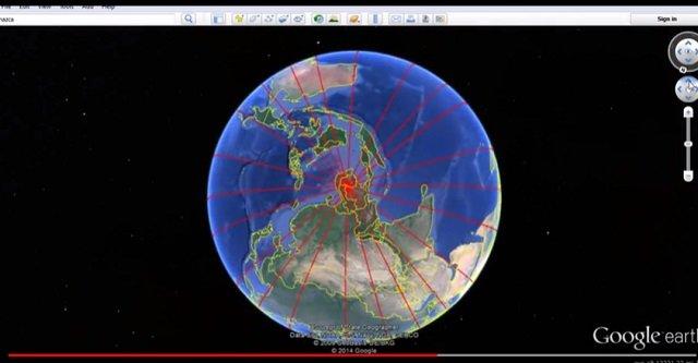 【衝撃】ナスカの地上絵を延長すると完全に「アンコール・ワット」を示すことが判明! 古代遺跡に隠された匠・宇宙人の痕跡!の画像3