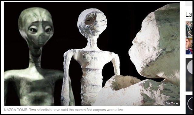 【衝撃】ナスカで発掘された「3本指の宇宙人ミイラ」は本物だった! 学者が疑惑を完全払拭フェイクではないことを証明!の画像2