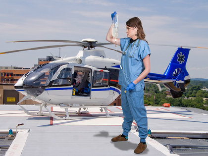 ドラマ『コード・ブルー』絶好調! ドクターヘリなど「空」の救命搬送が多様化への画像1