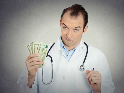 医療費を多くかけるのは「ヤブ医者」?再入院率や死亡率に差がないことが判明!の画像1