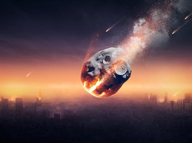 【緊急警告】8月29日にピラミッドサイズの巨大隕石「2016 NF23」が地球衝突の可能性! NASAも危惧、人類滅亡カウントダウンか!?の画像1