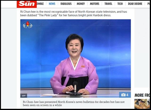 北朝鮮の名物アナウンサーが引退を発表! 後任はグラマラスな美女… 金正恩による独裁強化の思惑か!?の画像1