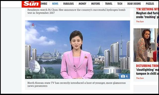 【ショック】北朝鮮の名物アナウンサーが引退を発表! 後任はグラマラスな美女… 金正恩による独裁強化の思惑か!?の画像2