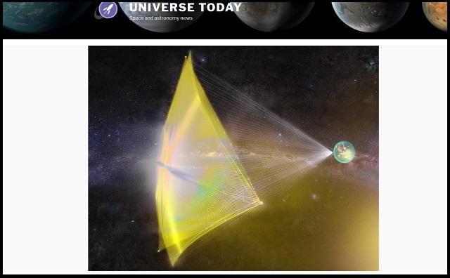 【ガチ速報】「宇宙人が送り込んだ偵察UFO」ハーバード大が謎の葉巻型天体オウムアムアの正体に結論! 具体的な推進技術も発覚!の画像2
