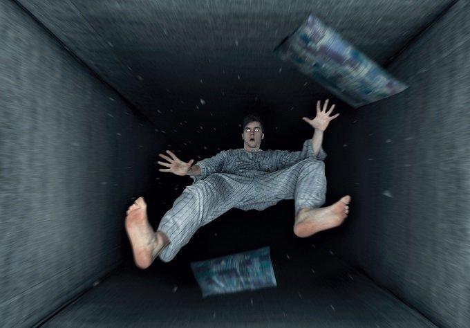 金縛りにあう人は鬱病になりやすいことが研究で判明! 学生アスリートは特に危険「極めて深刻な苦痛を…」の画像1