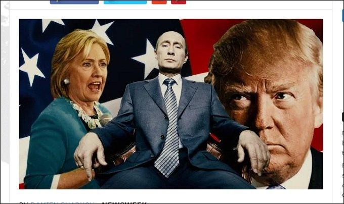 【重病説】「ヒラリーは、プーチンに毒を盛られている」 伝説的医師が決死の暴露!!の画像1