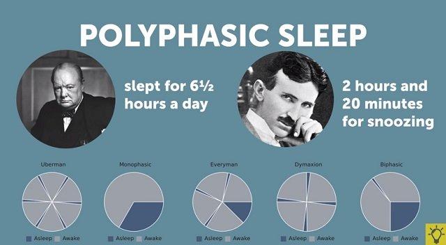 【衝撃】1日4時間睡眠を実践した結果がマジでヤバい! 2週間目に人体史上最高の生産性…多相睡眠最強説!の画像2