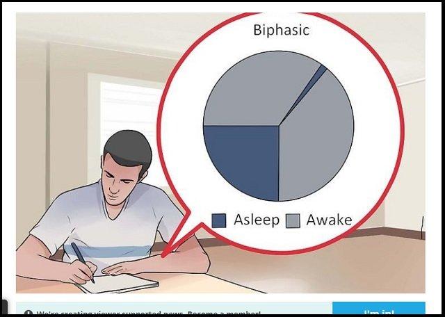 【衝撃】1日4時間睡眠を実践した結果がマジでヤバい! 2週間目に人体史上最高の生産性…多相睡眠最強説!の画像4