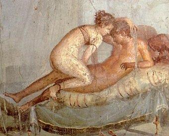 2千年前の火山噴火でオナニー中に死んだポンペイ市民の姿が超話題! 上体を反らし、恍惚の表情…「偉大な男だ」と賞賛の嵐!の画像3