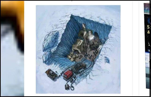 5万年前の宇宙人「プレアダマイト(身長3.6m)」の存在を元米軍超能力者が暴露!「かつて南極にいた。地底人アンシャルのUFOで実際に遺跡を見た」の画像2