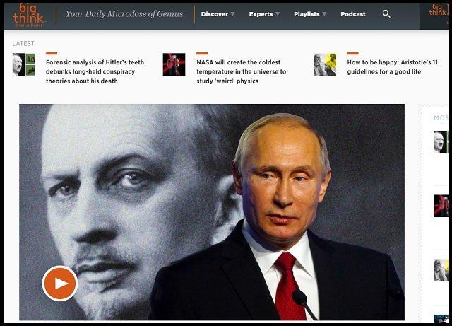 プーチンが心酔する哲学者2人の思想が最凶にキ●ガイだった! 日本は今後大ピンチに…イワン・イリン、アレクサンドル・ドゥーギン完全解説!の画像1