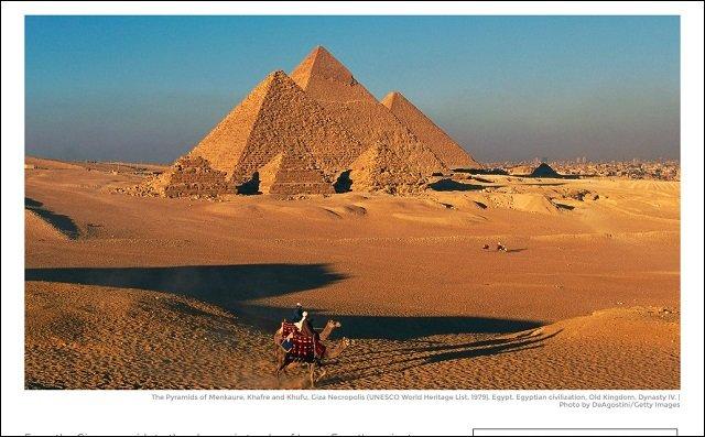 ギザの大ピラミッドの中に隠し部屋が存在、宇宙人の墓か!? 研究者「異常領域を検出」「世界初の成果」の画像1