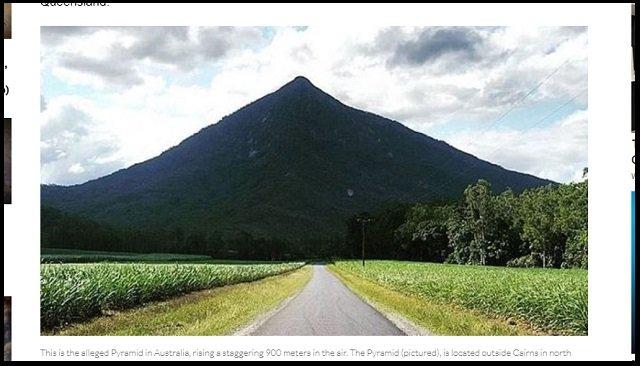 【衝撃】5千年前、古代エジプト人はオーストラリア山中にピラミッドを隠していた! 考古学者が謎多き「ゴスフォードグリフ」解読成功の画像4