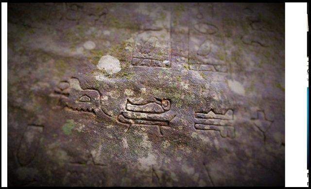 【衝撃】5千年前、古代エジプト人はオーストラリア山中にピラミッドを隠していた! 考古学者が謎多き「ゴスフォードグリフ」解読成功の画像3