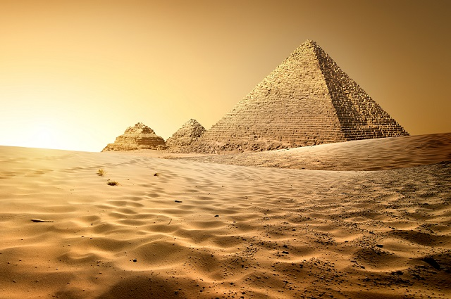 ギザの大ピラミッドが「エネルギー装置」である10の理由! 放射能を帯び、地磁気集中… 王墓説を否定する証拠多数!の画像1