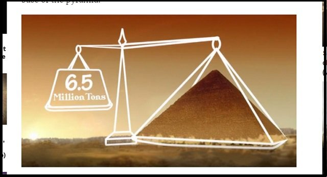 【ガチ】遂に「ピラミッドの石材運搬方法」が完全解明される! 4500年前に書かれた日記の衝撃内容が決定打に!の画像3