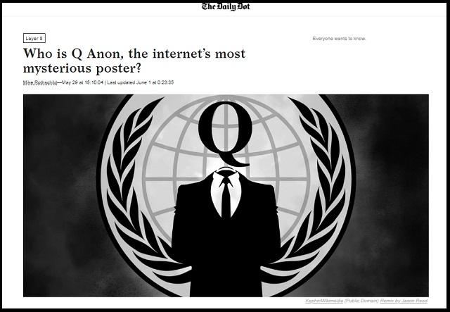 【緊急速報】Qアノンが遂に「UFO・宇宙の真実」に関する情報の暴露開始! ロズウェル、秘密の宇宙計画、アポロ11号…の画像1