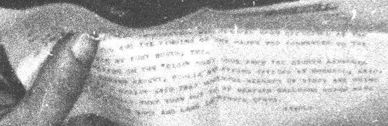 ロズウェル事件のカギを握る「レイミー司令官メモ」完全解読に1万ドルの懸賞金! 一体何が書かれていたのか?の画像1