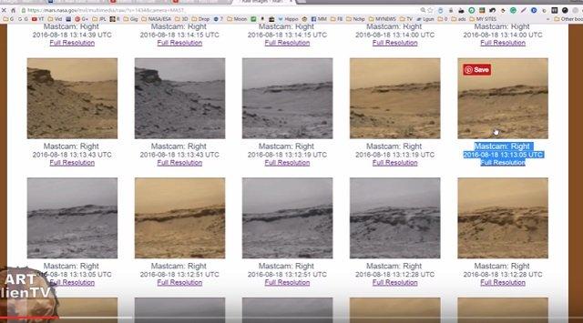 マジかよ、火星に「レジ」が落ちていた! NASA激写、火星経済圏の決定的証拠か? 専門家「チケット販売用かも」の画像1