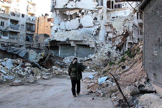 在日シリア人ジャーナリストに直撃! メディアが報じない「プーチン支配のシリアの現状」暴露、 第三次世界大戦も…(インタビュー)の画像1