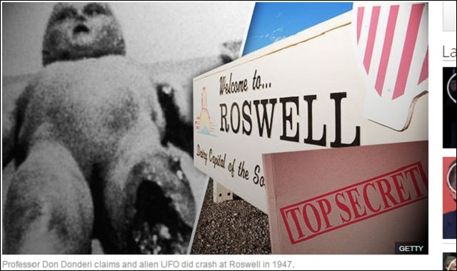 カナダ大教授が「ロズウェル事件」の本当の真相を暴露! 地球が宇宙人の監視下にある可能性も?の画像1