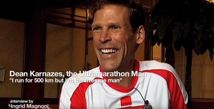 不眠不休で無限に走り続けることができる53歳の男の謎!「563キロ走って疲労ゼロ」の画像1