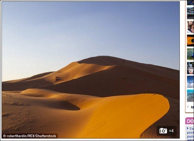 【衝撃】サハラ砂漠は人工砂漠だった! 科学メディアの発表に大反響、定説覆る可能性の画像2